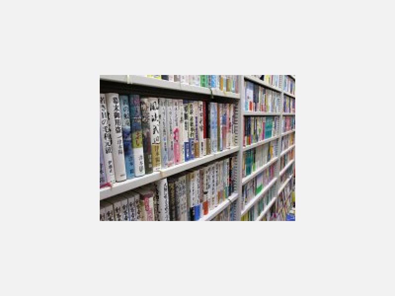 郷土誌・文庫・絵本など古書は圧倒的な在庫量
