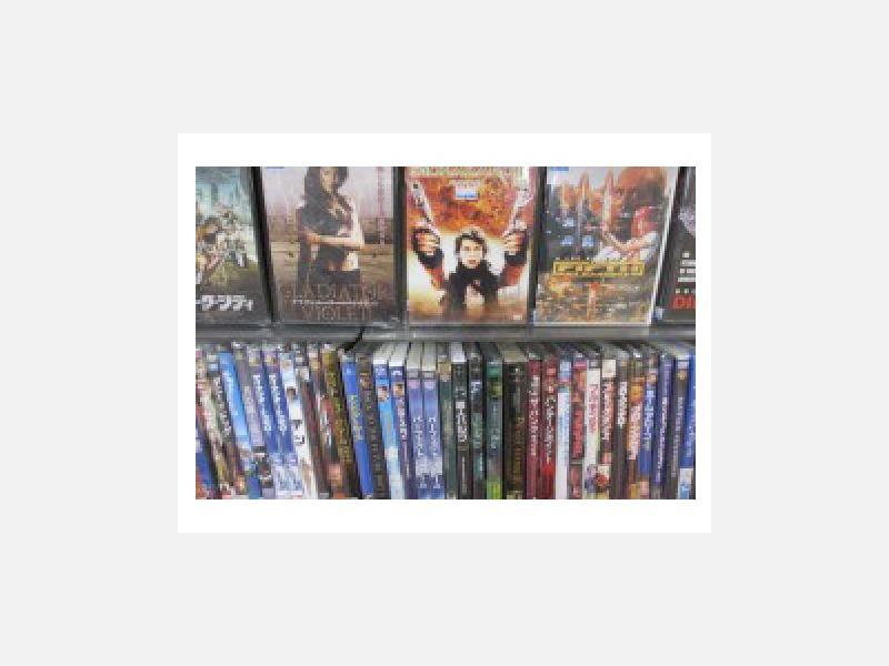 DVD&BD各種取り揃えております
