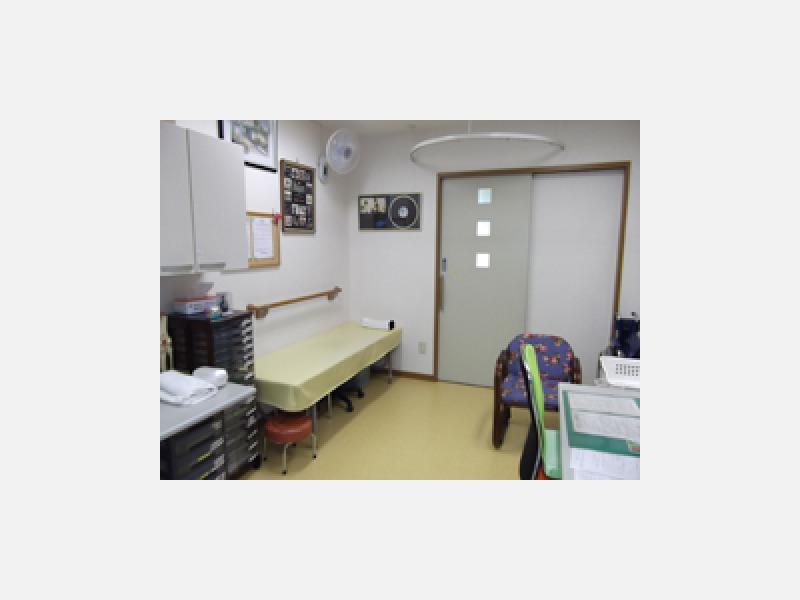 「診察室」