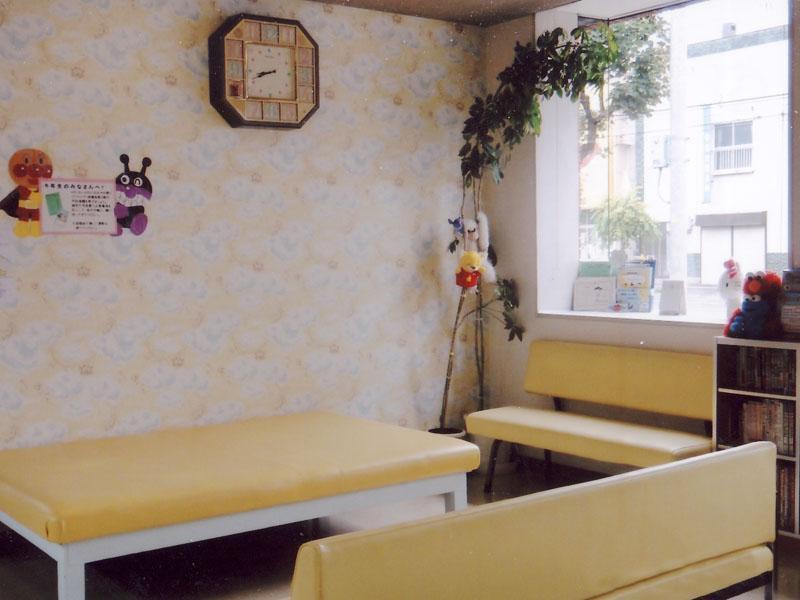 ◆待合室◆お名前が呼ばれるまで待っていてね