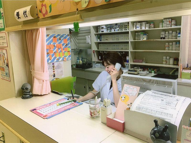 ◆受付…朝は9時からの診療開始となります