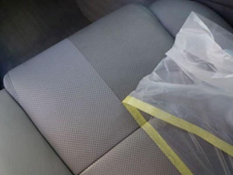 シート1脚から車内を丸ごとクリーニング