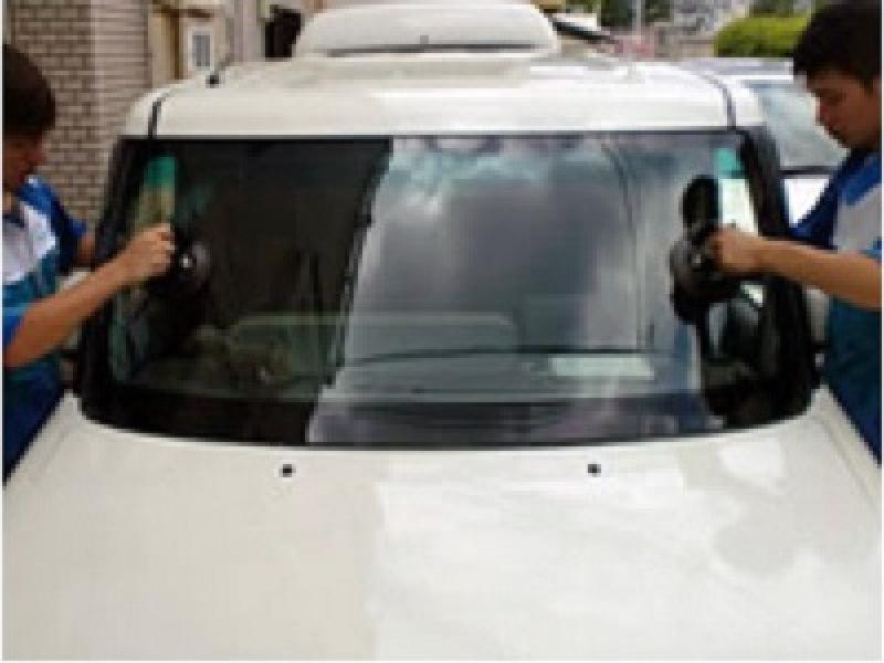 高機能・低価格 自動車フロントガラス
