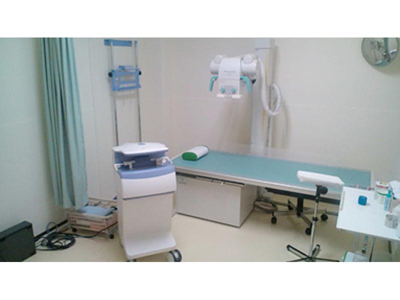 レントゲン室骨塩測定器