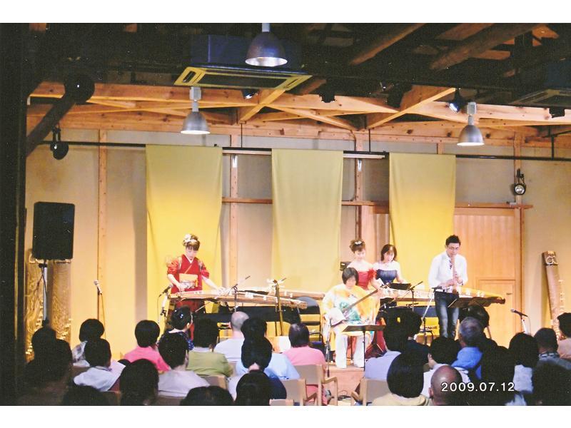 ♪邦楽グループ「Wa 楽」による酒蔵ライブ