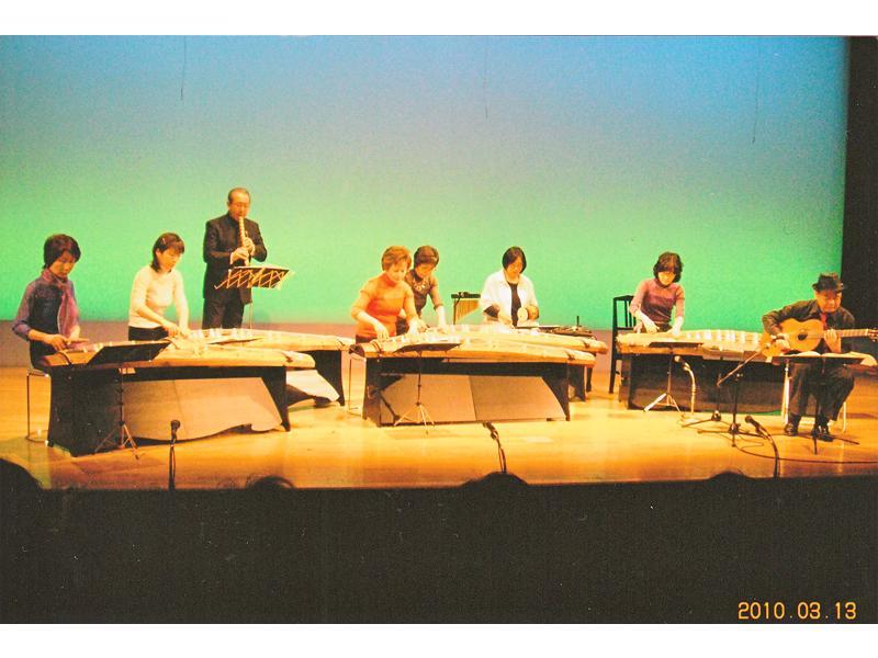 ♪香登みのると「凪の会WEST」琴コンサート
