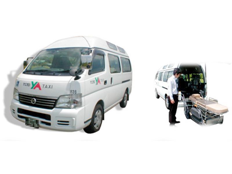 福祉車両(ジャンボタクシーとしても使えます)