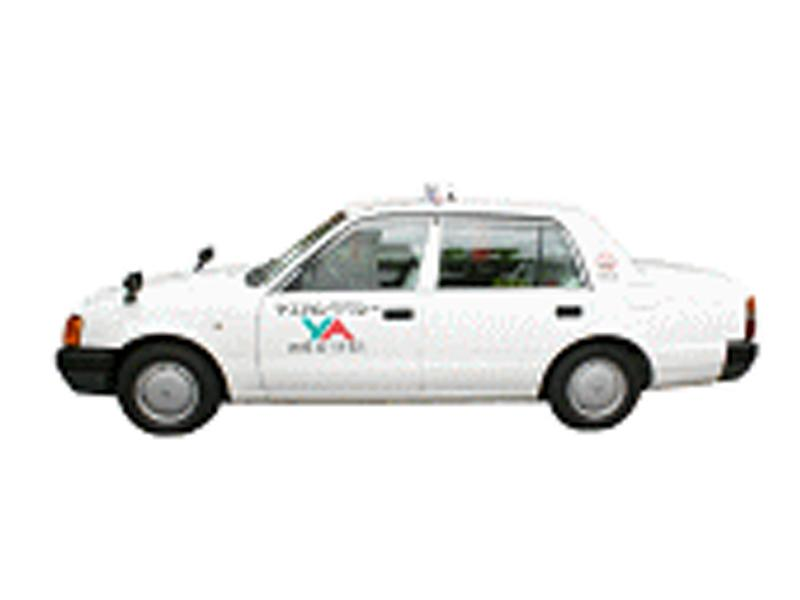 北上市 八重樫タクシー・和賀観光タクシー