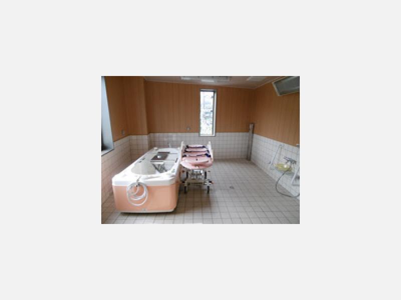 地域密着型特別養護老人ホーム『ほがらか』 特浴設備