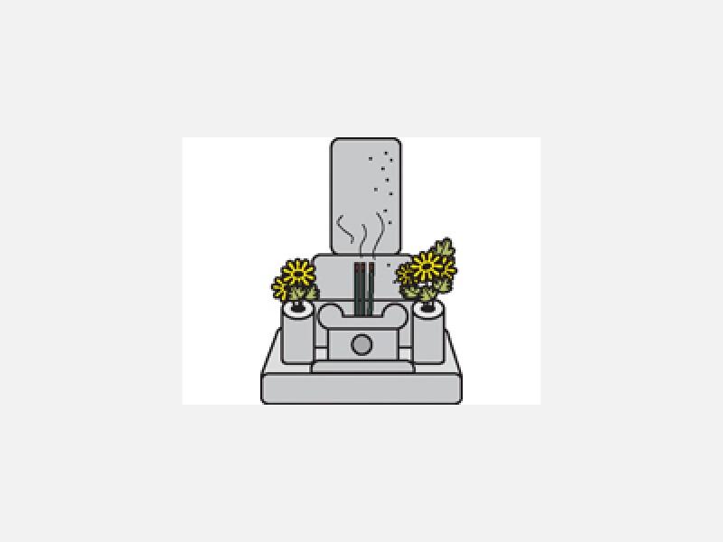 墓石のリフォーム・クリーニング
