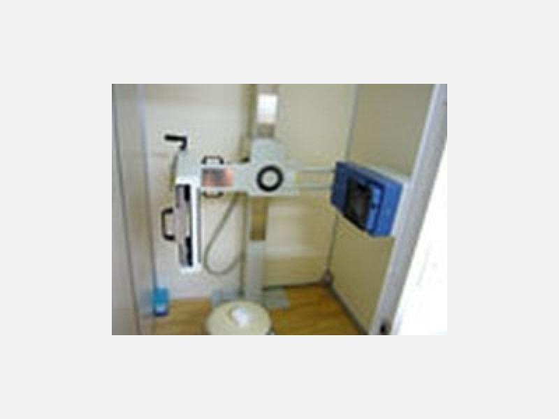 ●レントゲン室