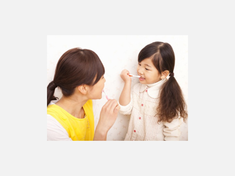 歯の健康相談・小児の予防指導の実施