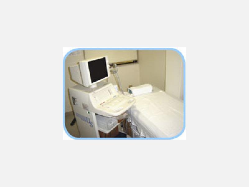 超音波検査室/町田市 なかまち内科外科医院