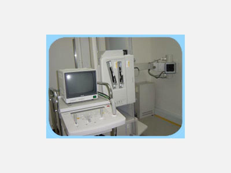放射線一般撮影室/町田市 なかまち内科外科医院