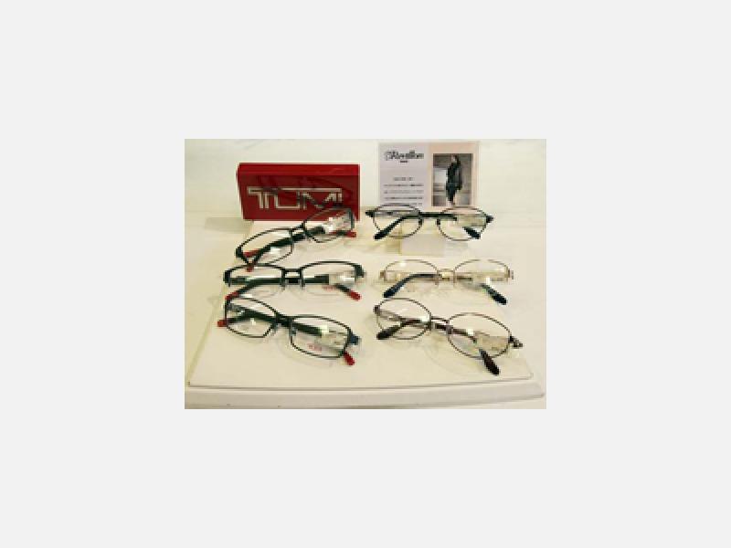 メガネ洗浄・調整・視力測定無料で承ります