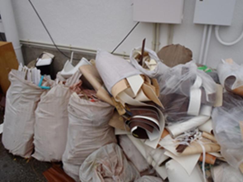 産業廃棄物の回収など/神奈川県 処分屋シンセイ