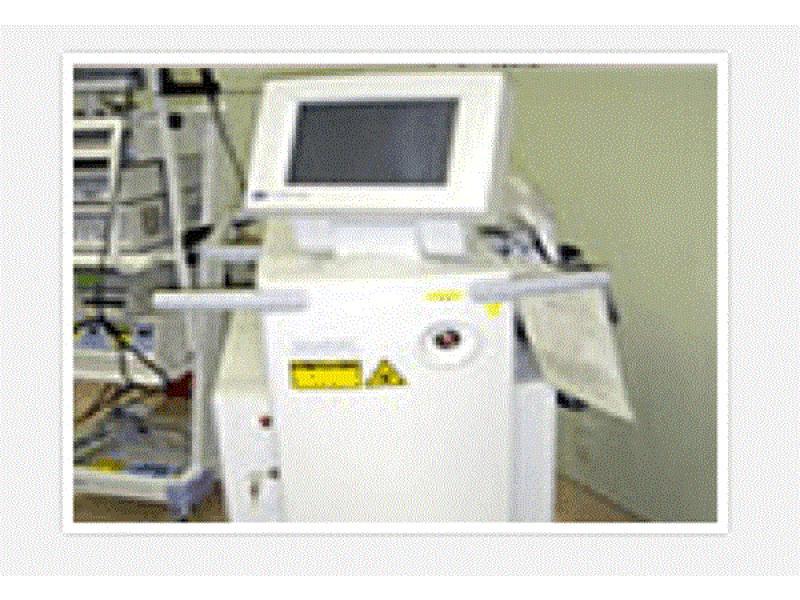 ホルミウムレーザー発生装置