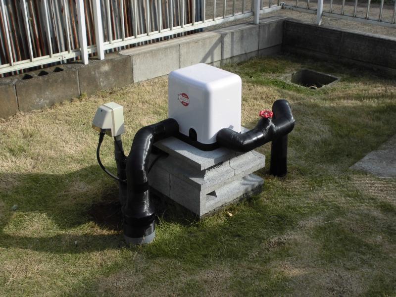 家庭用井戸ポンプ