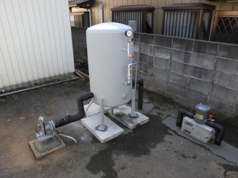 業務用井戸ポンプ