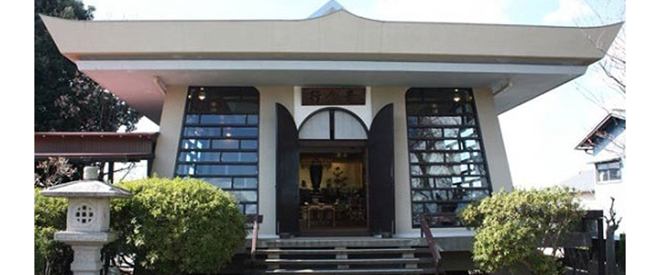 千葉県柏市 寺院 行念寺