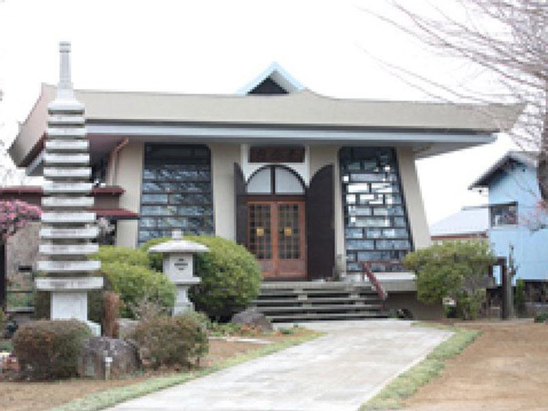 行念寺本堂