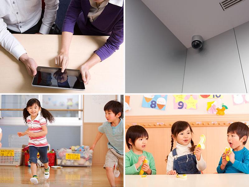 保育園・幼稚園への設置も可能です