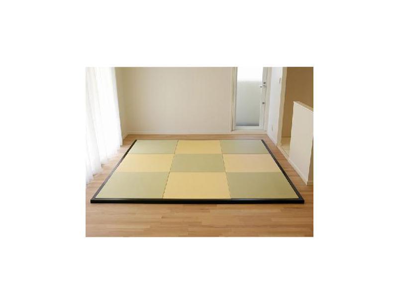 ◆置き畳 縁無薄畳さやか