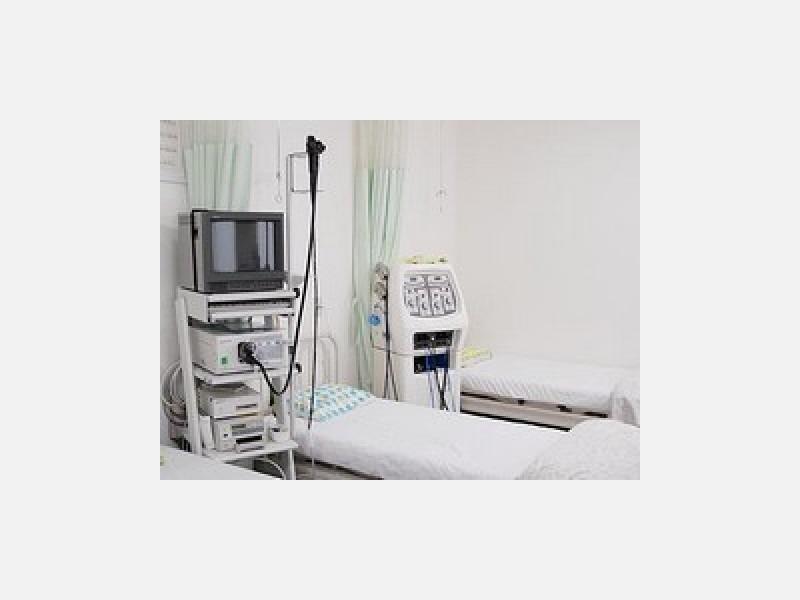 患者さまを第一に最新医療機器を導入しています