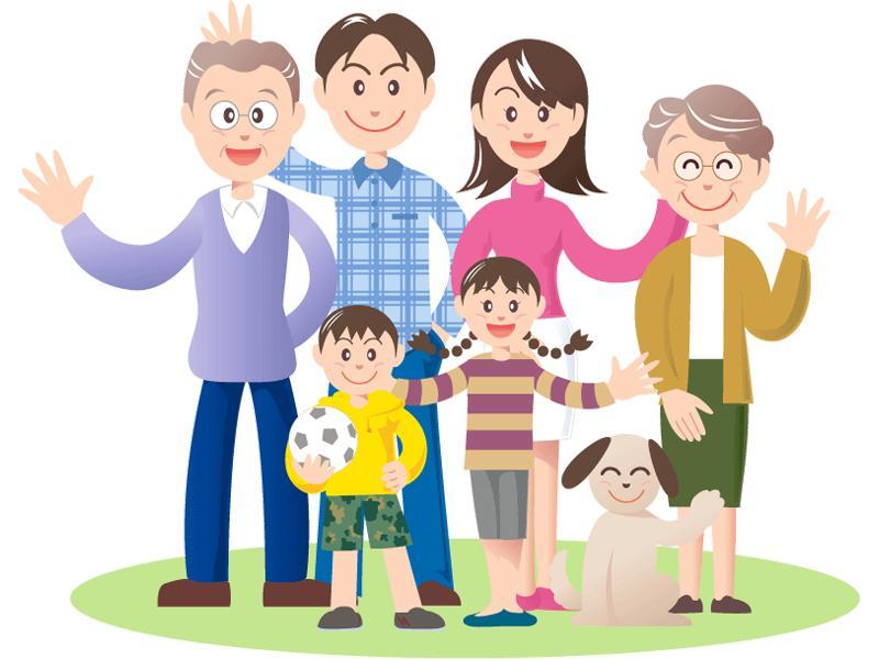 ご家族皆様の健康をサポートします