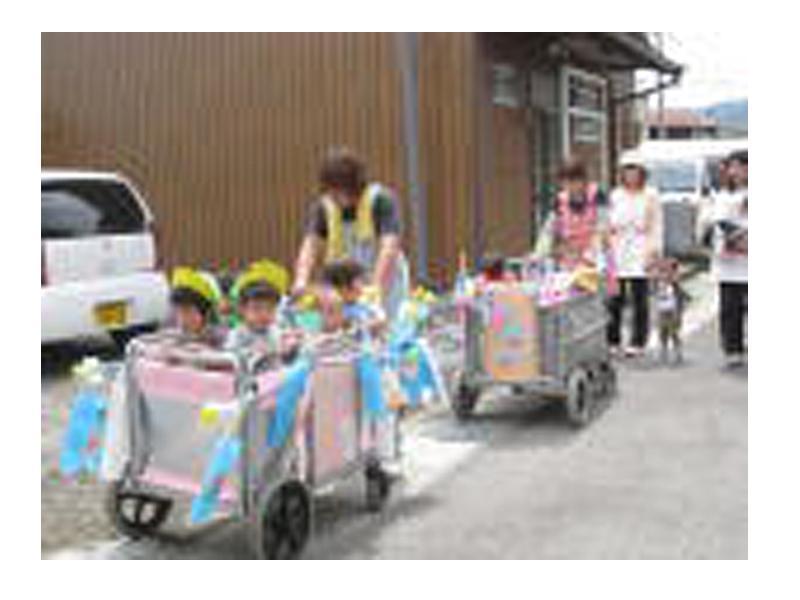 子どもの日のパレード