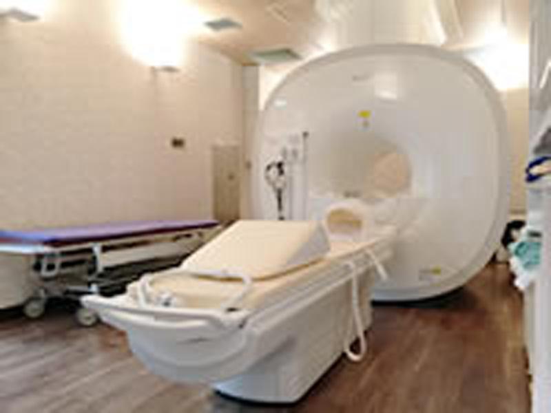 MRI撮影室