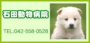 石田動物病院ロゴ