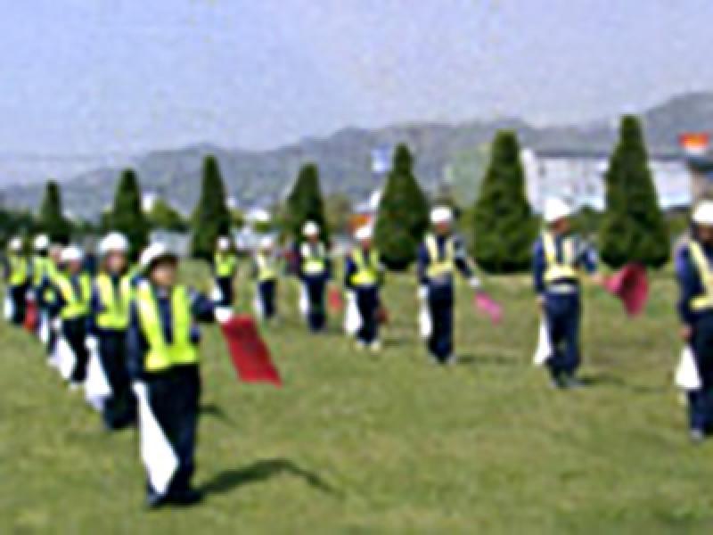 徹底した訓練による警備員の育成