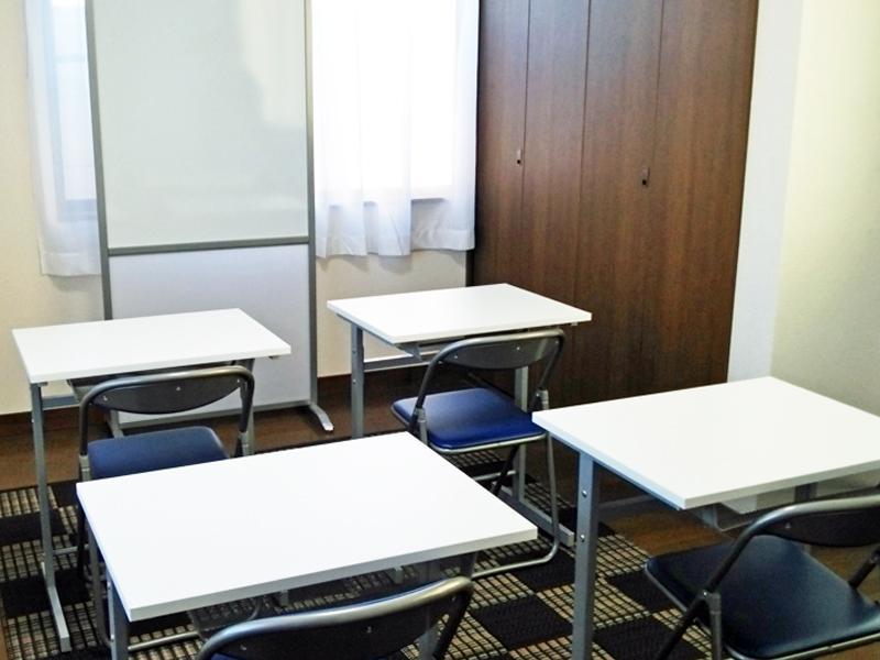 少人数限定の教室