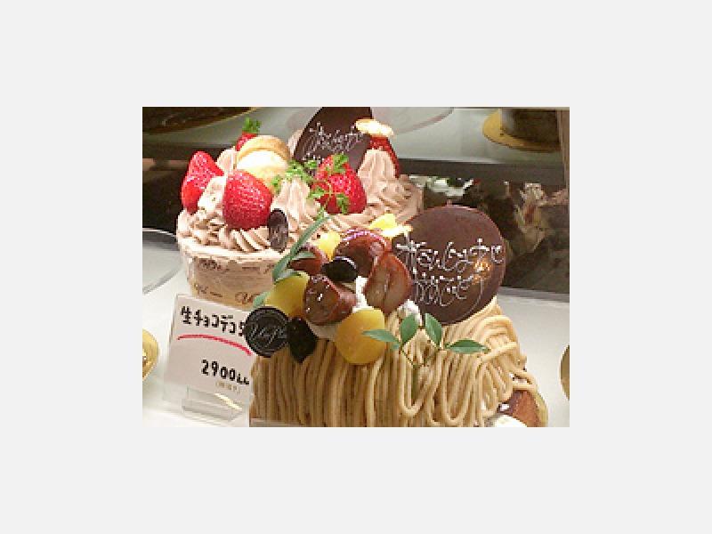 オーダーケーキも承ります!/横浜市南区のアンプリュース