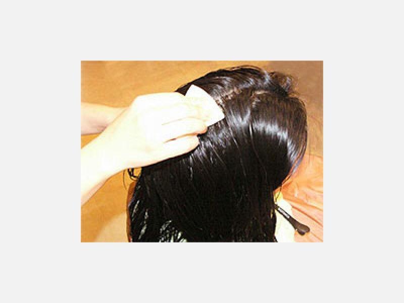 髪と頭皮、身体にやさしい施術 美容室ラディアンス