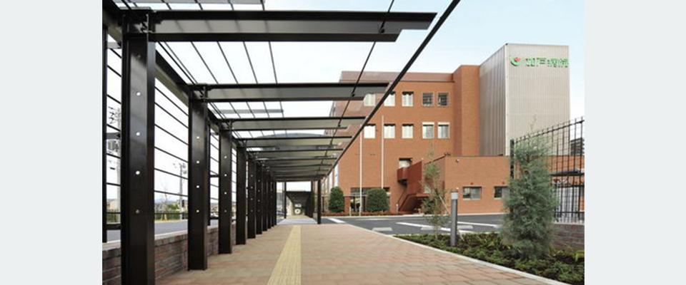 内子町の加戸病院です 労災指定病院 救急告示病院