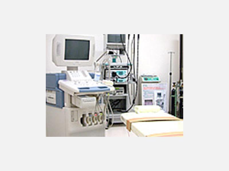 最新の医療設備を採用しています