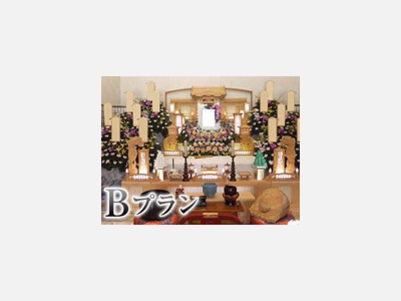 家族葬プランB(白木祭壇) 520,000円