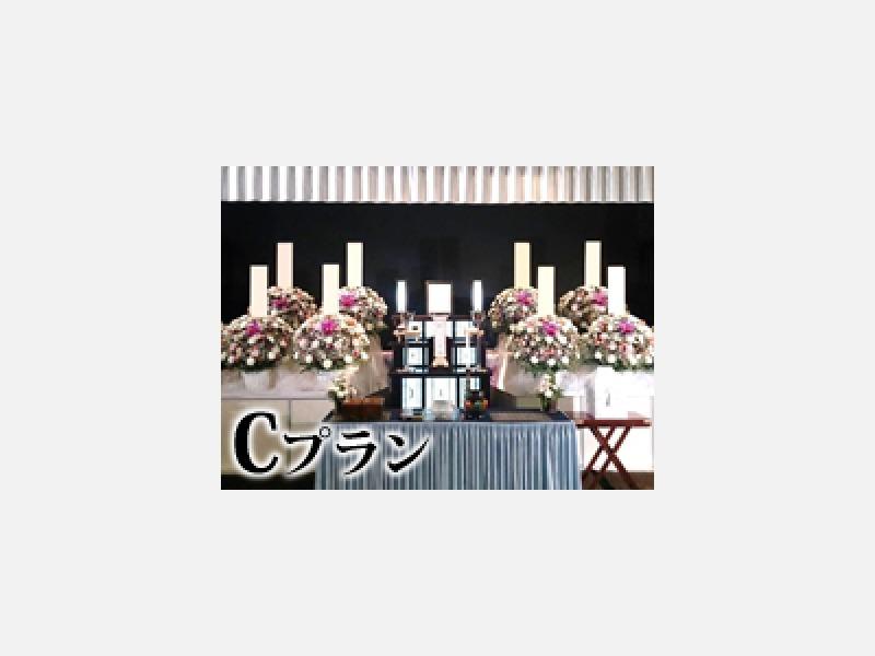 家族葬プランC(前祭壇)389,000円