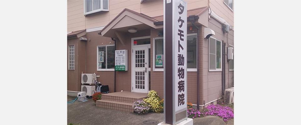 千葉県 松戸市 小金城趾駅 動物病院 ペットホテル