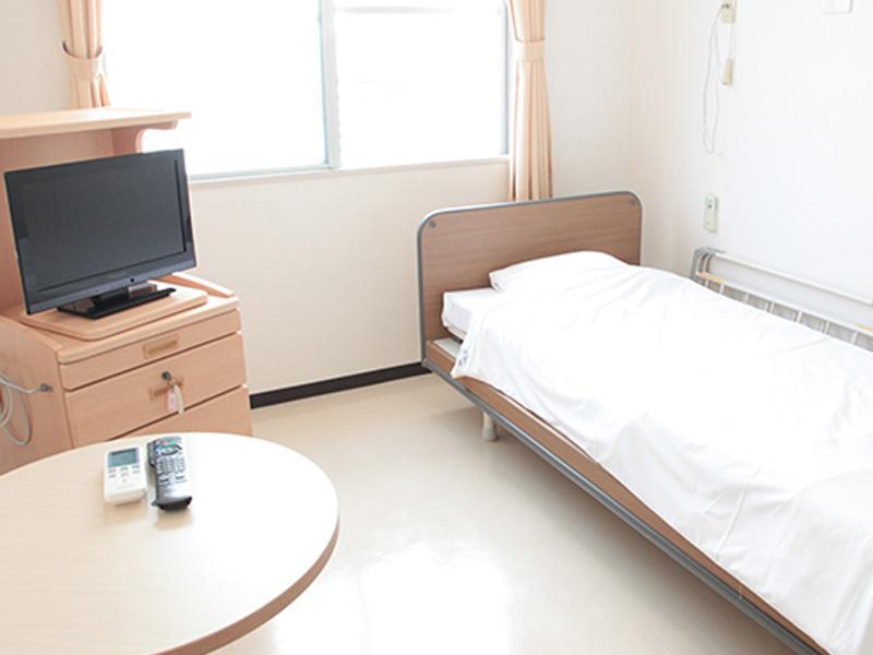 大腸個室前処置室