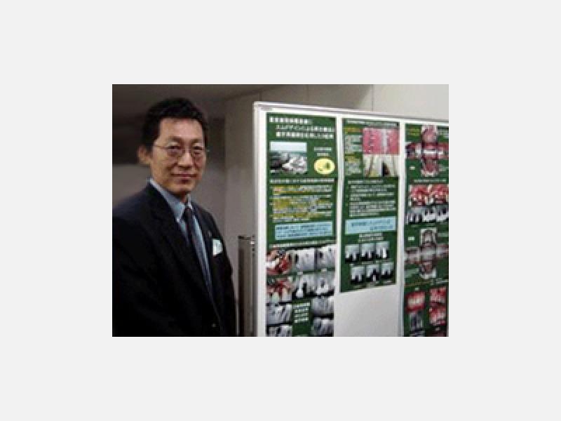 日本臨床歯周病学会にて