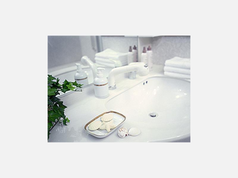 ≪洗面台・蛇口≫