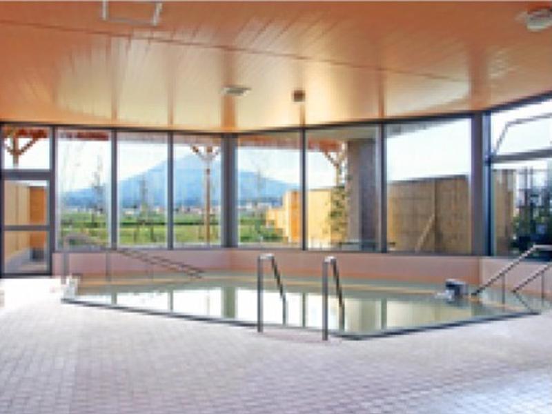 リハビリテーション用温泉(大浴場)露天風呂有