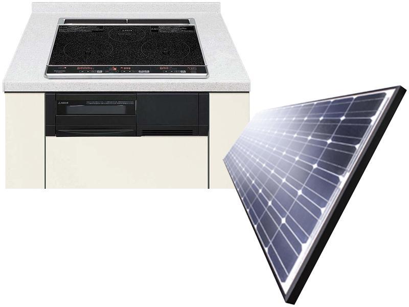 オール電化・太陽光発電のことも、モリピアナガイ