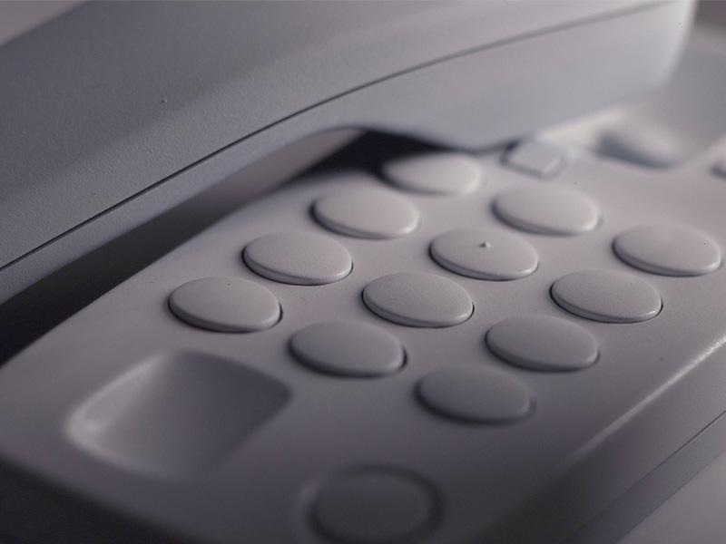 まずは、お電話で問い合せ下さい