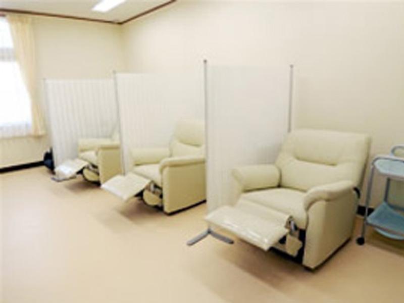 回復室(リカバリールーム)