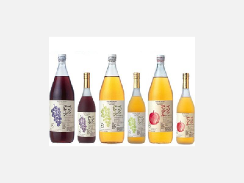 無添加天然ストレート果汁100%