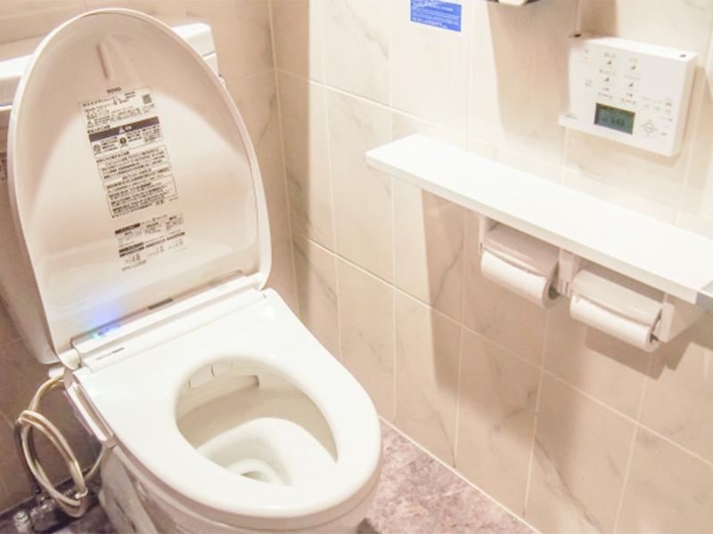 トイレ一式の交換・取付け